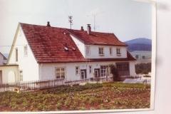 Wohn-u.Geschäftshaus Oberzell früher