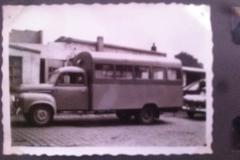 Arbeiterbus 50er Jahre